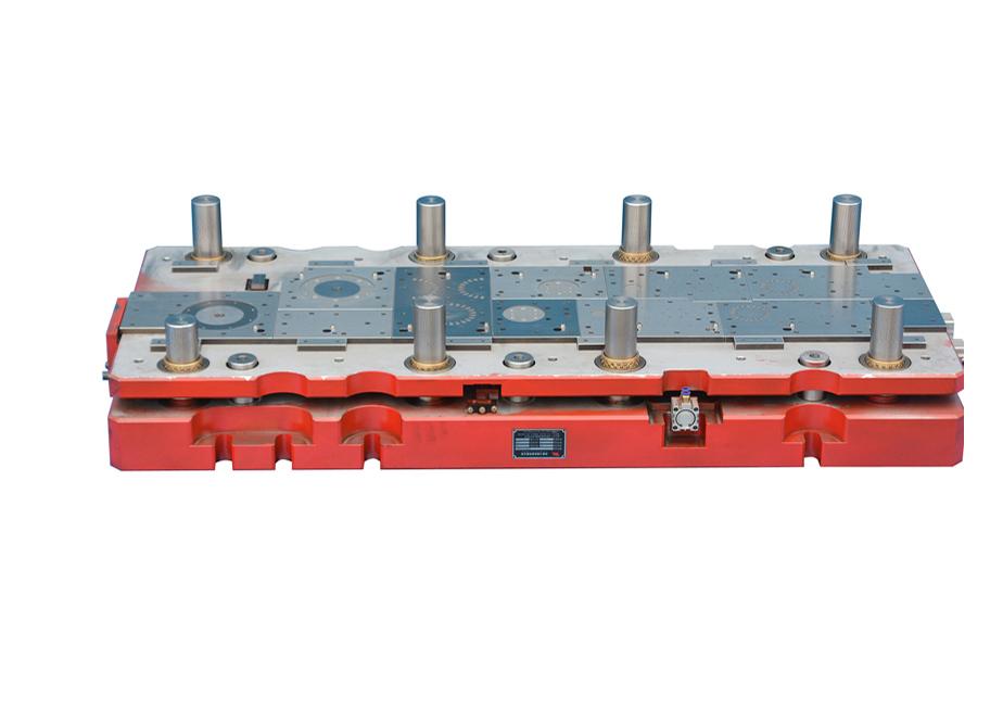 电机定转子多工位级进模6